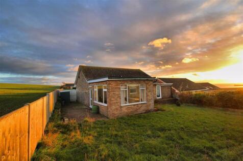 Windsor Close, Bishopstone, East Sussex. 2 bedroom detached bungalow for sale