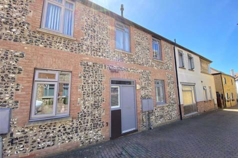 Phoenix Mews, Seaford, East Sussex. 1 bedroom terraced house for sale