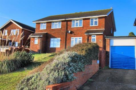Clementine Avenue, Seaford, East Sussex. 3 bedroom semi-detached house for sale