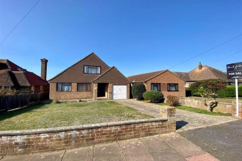 Marine Drive, Bishopstone, East Sussex. 4 bedroom detached house for sale