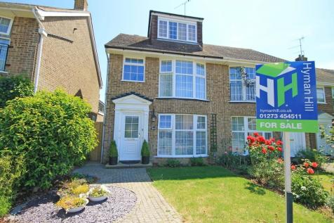 Greenacres, Shoreham by Sea. 5 bedroom semi-detached house for sale