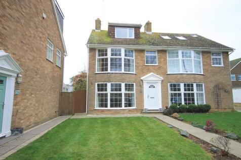 Greenacres, Shoreham-by-Sea. 5 bedroom semi-detached house for sale