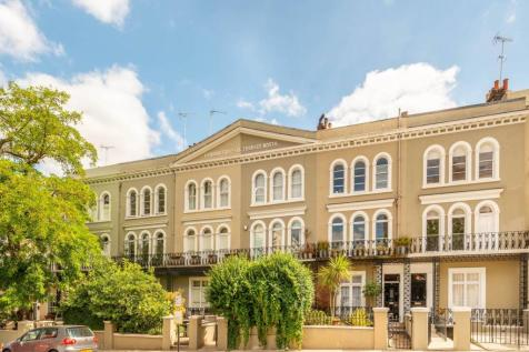 Kensington Park Road, Notting Hill, London, W11. 5 bedroom house for sale