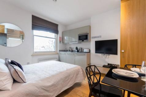 Notting Hill, Notting Hill Gate, London, W2. Studio flat