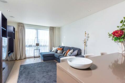 Park Street, Chelsea Creek, London, SW6. 2 bedroom flat for sale
