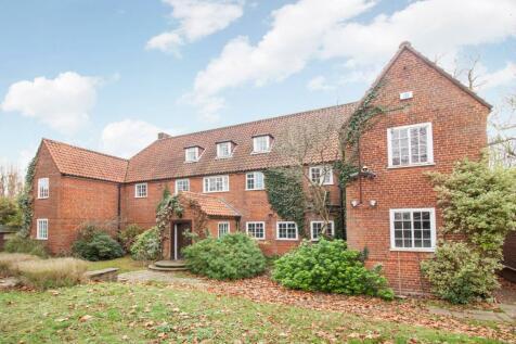 Dartmouth House, Grove Park, London, W4. 8 bedroom house for sale