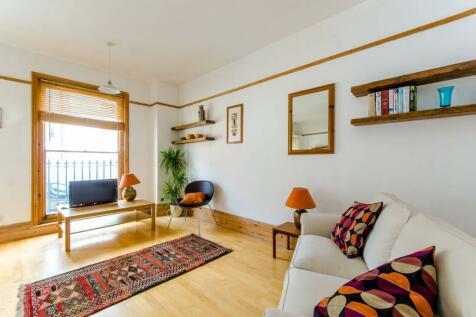 Barnsbury Terrace, Islington, London, N1. 1 bedroom flat