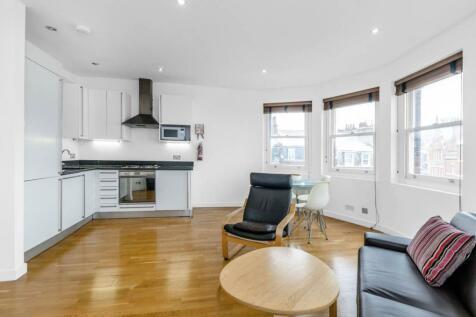 Hampstead High Street, Hampstead, London, NW3. 2 bedroom flat