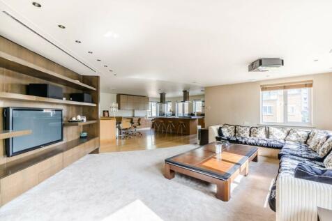 Mendip Court, Battersea, London, SW11. 2 bedroom penthouse for sale