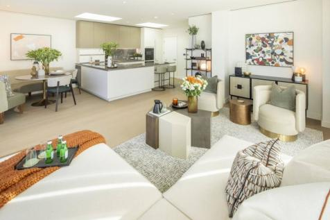Lyons Place, Little Venice, London, NW8. 3 bedroom flat for sale