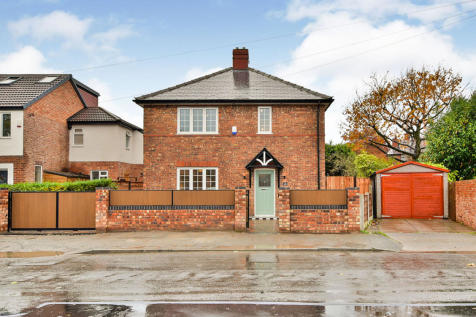 Beaver Road, Manchester, Greater Manchester, M20. 5 bedroom detached house for sale