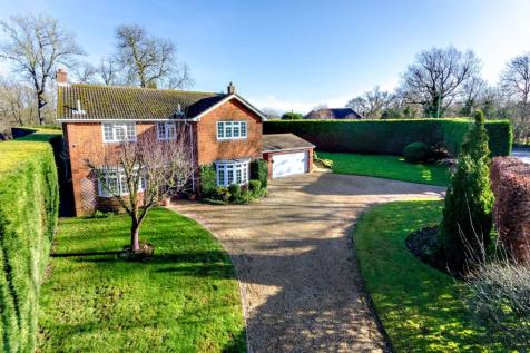 Abbotswood, Abbotswood, Guildford, GU1. 4 bedroom detached house