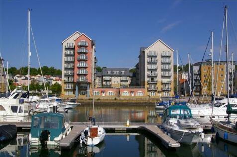 Water's Edge, Portishead Marina. 2 bedroom apartment