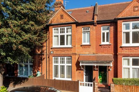 Gainsborough Road, Bedford Park, Chiswick, London, W4. 5 bedroom terraced house