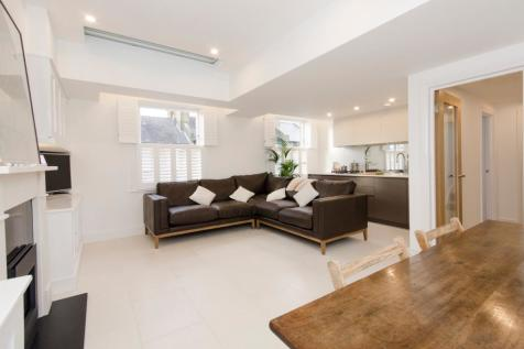 Roderick Road, Belsize Park, London, NW3. 2 bedroom apartment