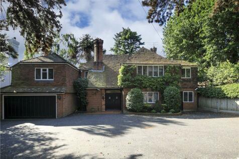 Coombe Lane West, Kingston Upon Thames, KT2. 4 bedroom detached house for sale
