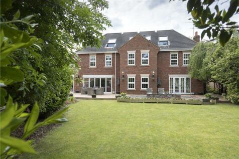 Moor Park Gardens, Coombe Lane West, KT2. 7 bedroom detached house for sale