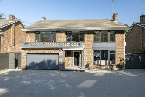 Warren Road, Coombe Hill, KT2. 5 bedroom detached house for sale