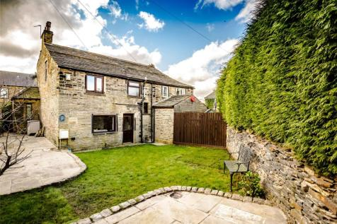 Luck Lane, Marsh, Huddersfield, West Yorkshire, HD1. 3 bedroom semi-detached house for sale