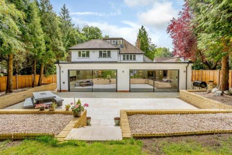 Hardwick Road, Sutton Coldfield. 5 bedroom detached house for sale