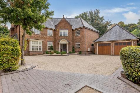 Cypress Gardens, Sutton Coldfield. 6 bedroom detached house for sale