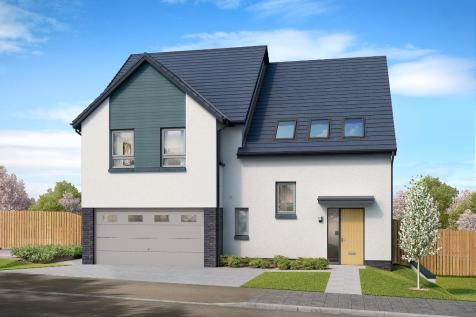 Plots 27 and 28, The Stewart, Highfield Park, The Drum, Bo'ness, EH51. 4 bedroom detached villa for sale