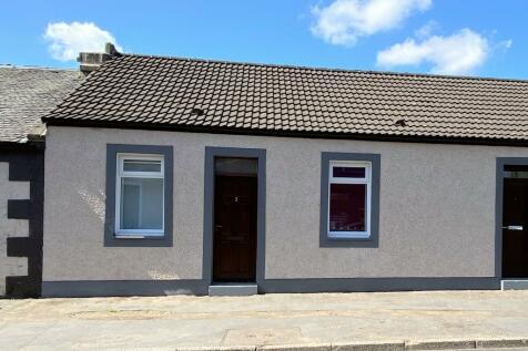 3 Main Street, Slamanan, FK1 3EJ. 1 bedroom terraced house