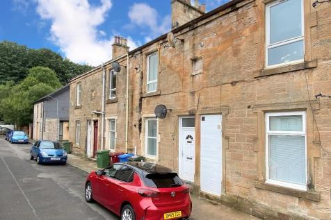 124 Comely Place, Falkirk, FK1 1QQ. 1 bedroom flat