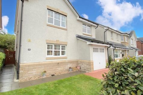 16 Denbecan, Alloa, FK10 1QZ. 4 bedroom detached house for sale
