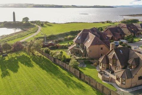 Pencil View, Largs. 4 bedroom detached house