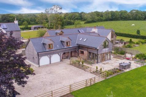 The Swallows, Barquhey Farm, Sundrum. 4 bedroom detached house for sale