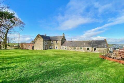 Bargenoch Farm, Coylton. 5 bedroom farm house for sale
