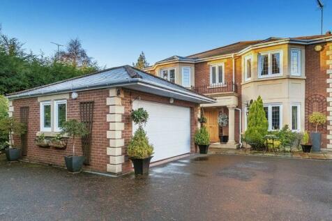 Runnymede Road, Darras Hall, Ponteland. 6 bedroom detached house for sale