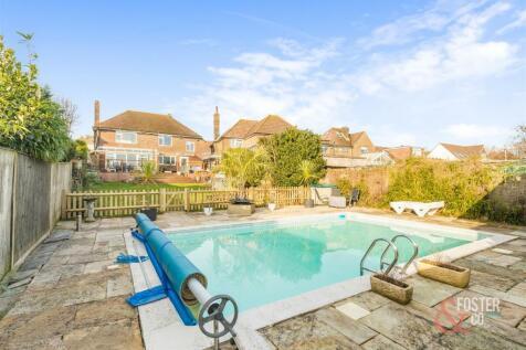 Green Ridge, Brighton. 4 bedroom detached house for sale