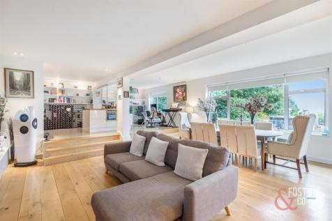 Hill Brow, Hove. 4 bedroom detached house for sale