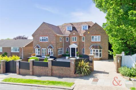 Tongdean Road, Hove. 7 bedroom detached house