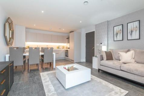 The Hallmark, The Green Quarter, Manchester, M4 4FZ. 2 bedroom apartment for sale