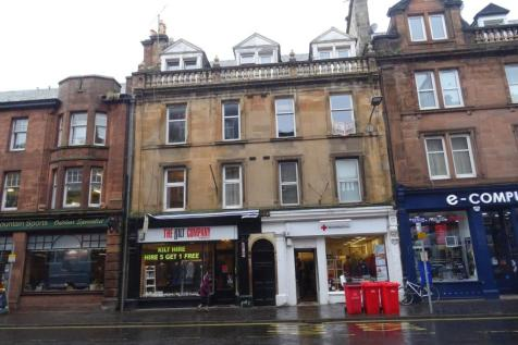 Kinnoull Street, Perth,. 1 bedroom flat