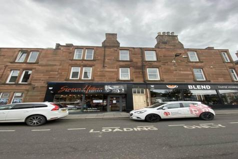 St Peters Place, 272 High Street, Perth. 1 bedroom flat