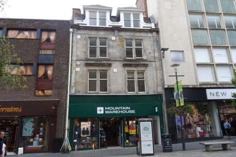 High Street, Perth,. 1 bedroom flat