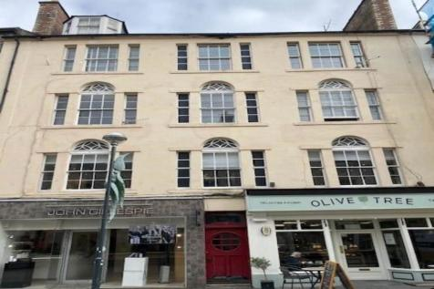 St John Street , Perth,. 1 bedroom flat