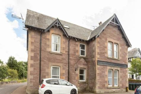 Moray Court, The Morays, Blackford. 1 bedroom flat