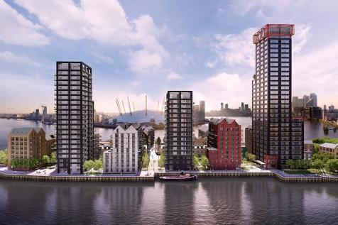 Sales Gallery, Orchard Place, London, E14 0JZ. 2 bedroom apartment
