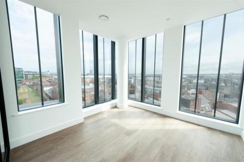 Hadrian's Tower, Rutherford Street, Newcastle Upon Tyne. 2 bedroom apartment