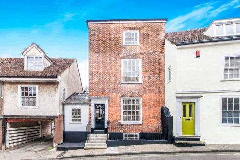 East Stockwell Street, Colchester, CO1. 5 bedroom town house