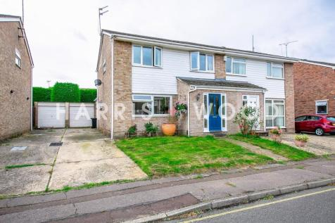 Guildford Road, Colchester, CO1. 4 bedroom semi-detached house