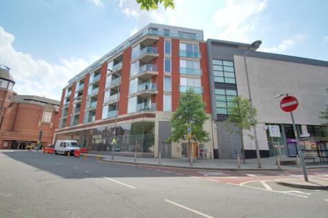 East Bond Street, Leicester. 2 bedroom apartment