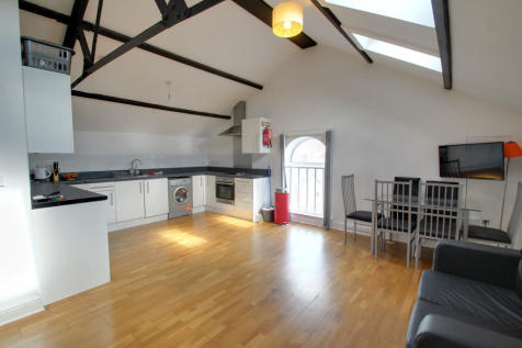 Nugent Street, Leicester. 2 bedroom apartment