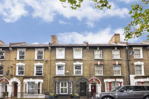 Kitson Road, Camberwell SE5. 4 bedroom town house for sale