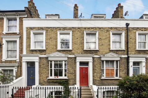 Claribel Road, Brixton SW9. 4 bedroom town house for sale